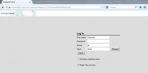 Autodesk Web Browser Penceresi