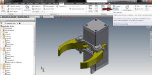 Autodesk Inventor New Window